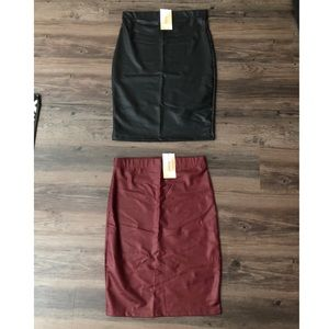 Dresses & Skirts - Two Pencil Skirts